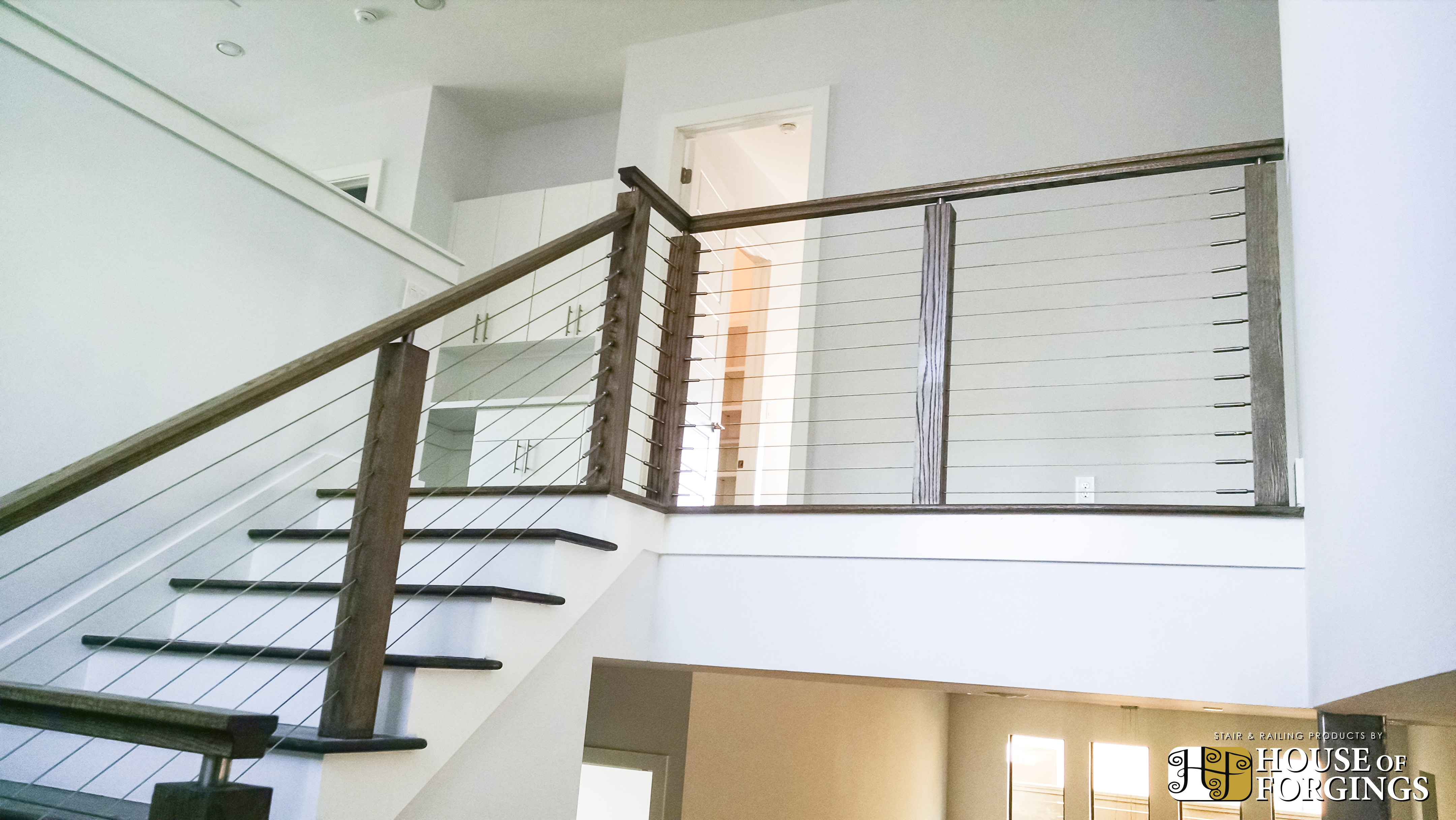 Cable Railing Systems for Stairs & Balconies