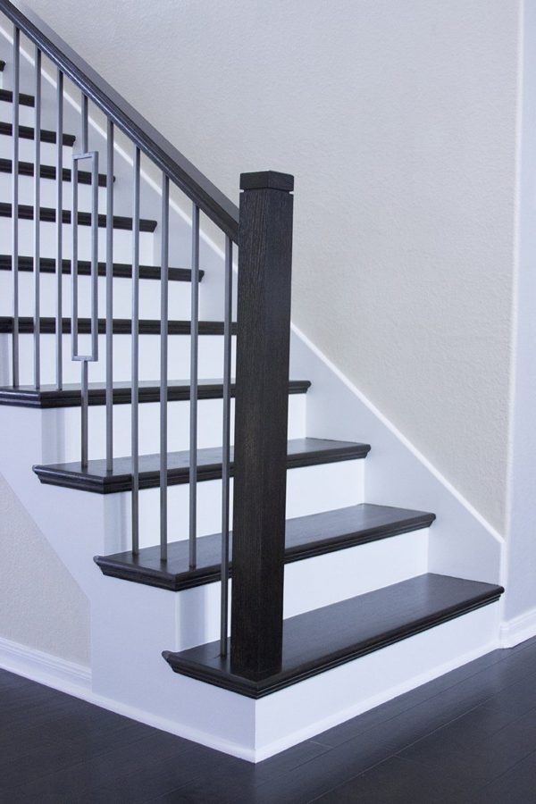 Square Cap 4000 – For 3 1 4″ Newels – House Of Forgings Stair | Square Handrail For Stairs | Balustrade | Outdoor | Hand Rail | Low Cost | Residential