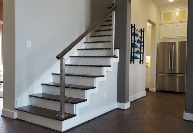 House Of Forgings Blog | Modern Newel Post Designs | Contemporary | Maple | Staircase Spindle | Modern Box | Hollow