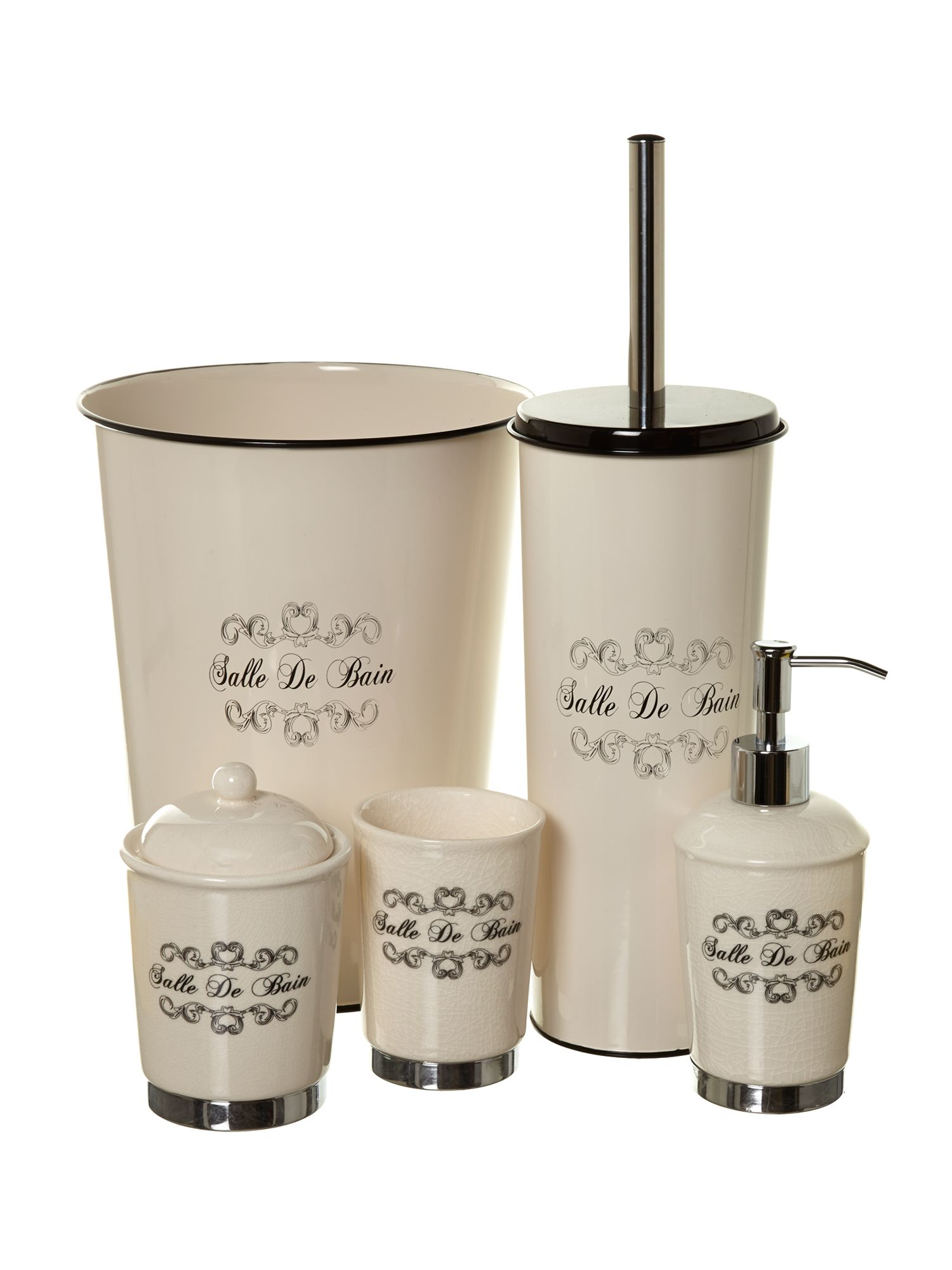 Linea Vintage french bathroom accessories  House of Fraser