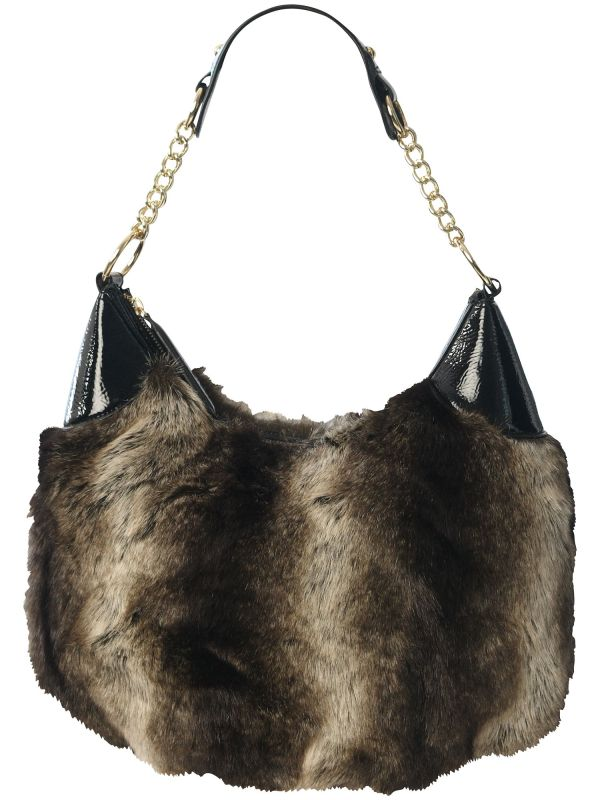 d03236b95005 20+ Faux Fur Hobo Handbags Pictures and Ideas on Meta Networks