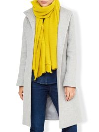 Accessorize Lily ribbed scarf - House of Fraser