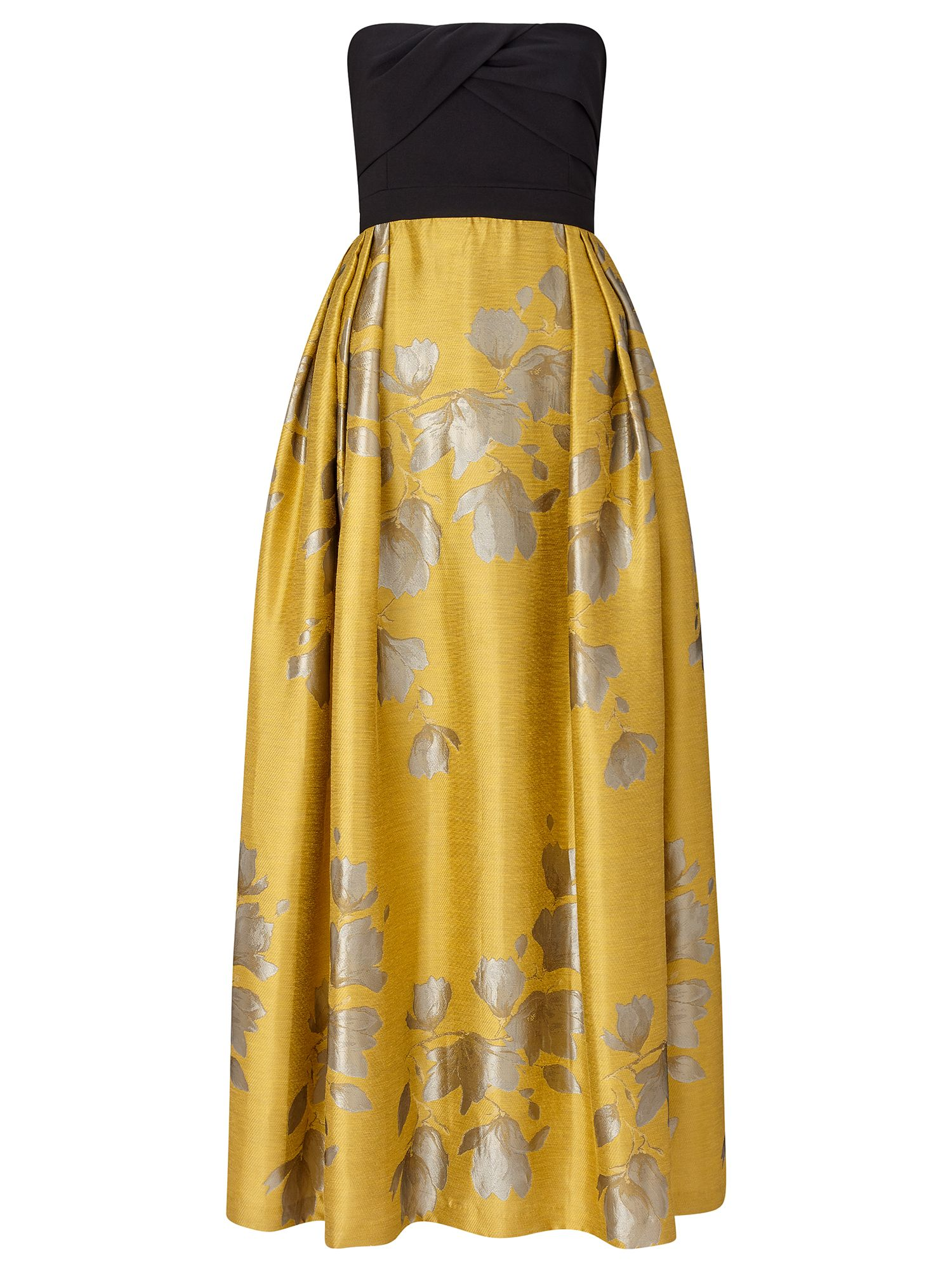 Yellow Dress House Fraser