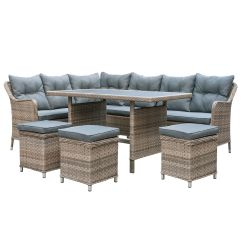 Cheap Rattan Corner Sofa Uk New Design For Set Buy Dining Compare Sheds And Garden