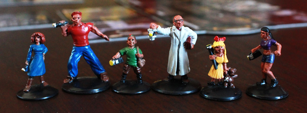 Tabletop Tuesday Betrayal At House of the Hill  Funks