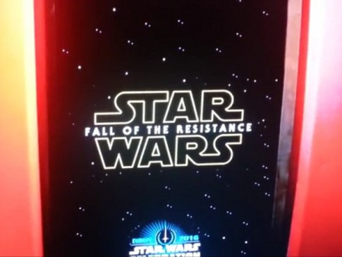 Is this the title of Star Wars Episode 8?