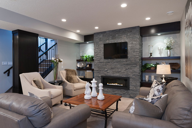 30+ Basement Designs to Inspire Your Lower Level  the