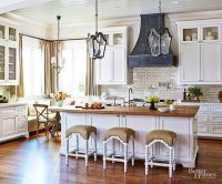 Beautiful White Kitchens - House of Hargrove