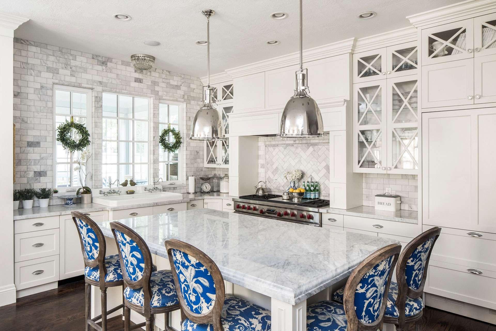 Beautiful White Kitchens House Of Hargrove