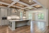 unique kitchen ceiling ideas