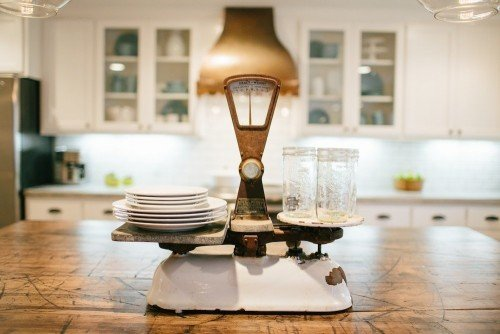 pendant lighting for kitchen islands knives made in germany get the look: fixer upper - house of hargrove
