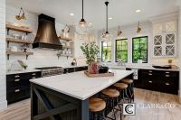 Modern Farmhouse Kitchens - House of Hargrove