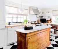 Vintage Farmhouse Kitchen Islands: Antique Bakery Counter ...