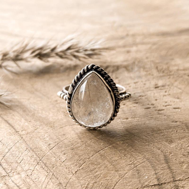 Rutielkwarts ring (M)
