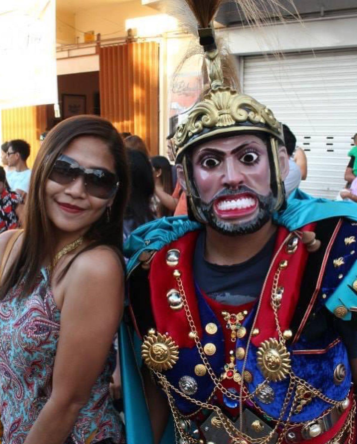 Marinduque - Moriones Festival - House of Hazelknots