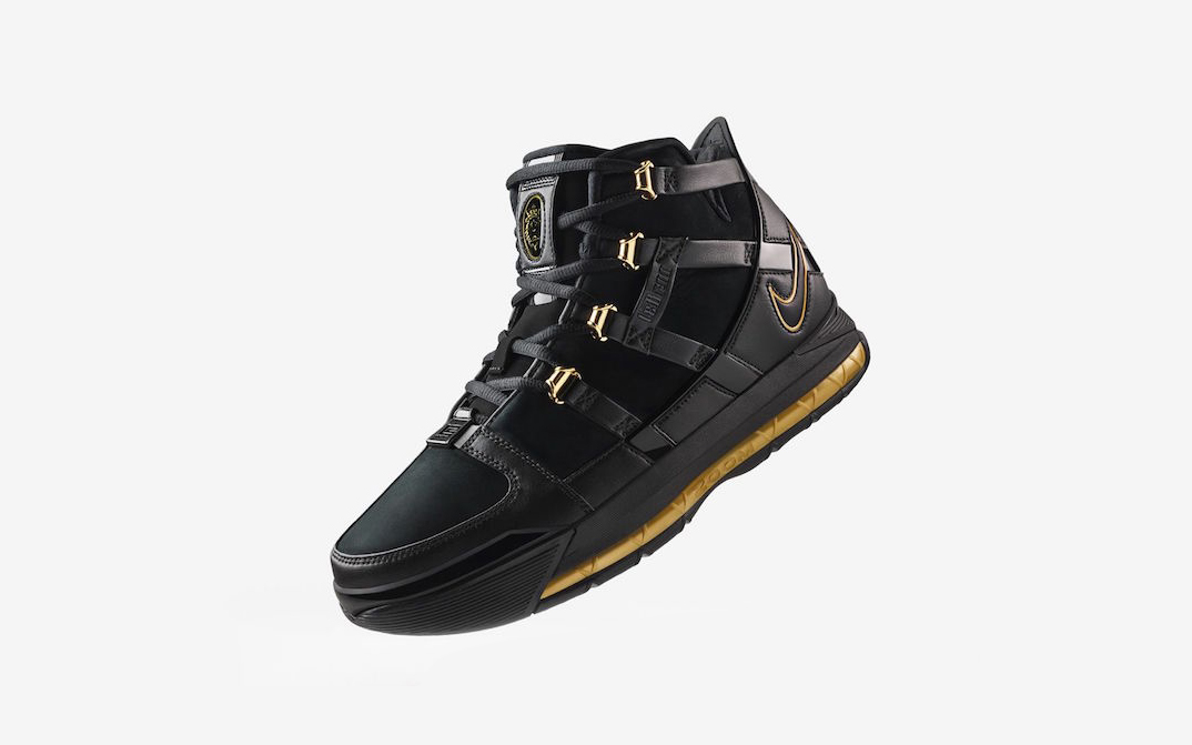the lebron 3 is