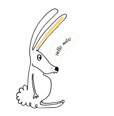 Illustration: Hi Mate