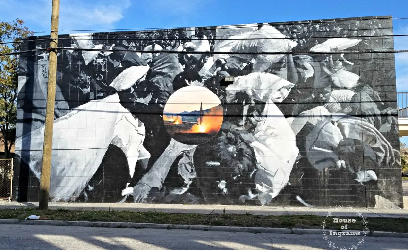 St. Pete mural tour
