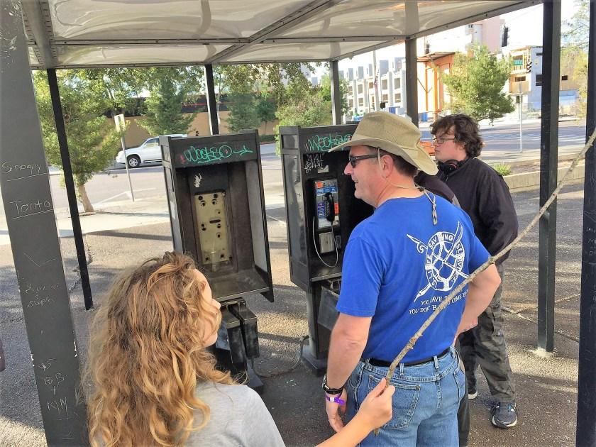 St. Pete mural tour payphones