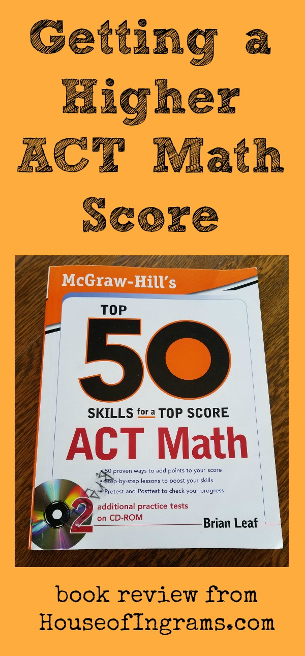 Getting a Higher ACT Math Score