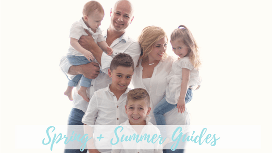 Work with us spring summer guides