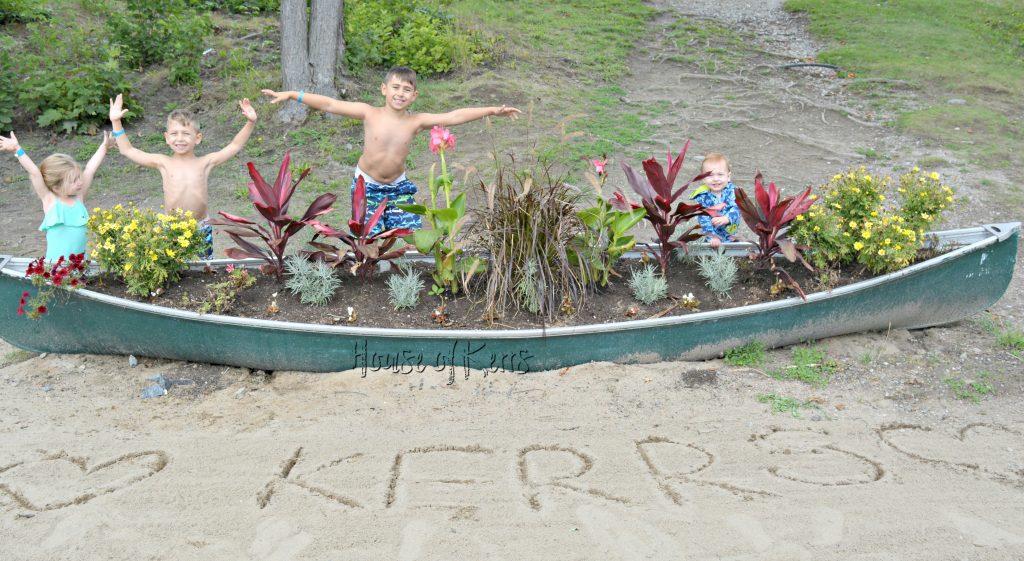 deerhurst resort beach kids activities