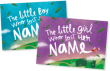 The Little Boy or Girl Who Lost Their Name Book