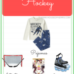 gifts for kids who love hockey