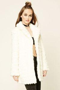 forever-21-faux-fur-cream-coat