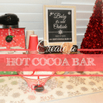 how to make a hot cocoa bar free printables