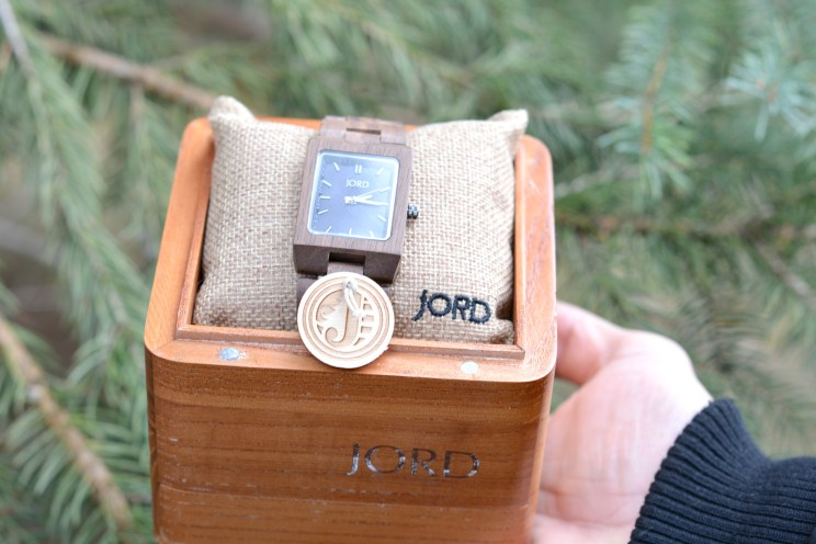 Gifts for Dads who make time count JORD Wood Watches