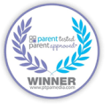 PTPA Winner seal of approval