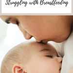 "A Love Note to The Mama Struggling With Breastfeeding: Your Well-Being Is What's ""Best"""