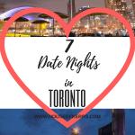 7 Unique Date Night Ideas in Toronto