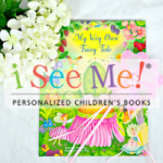 Review of I See Me! Personalized Childrem's Books with Spring Giveaway