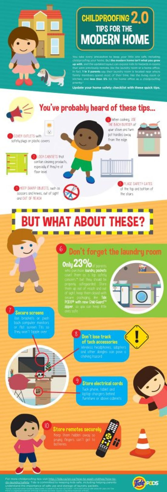 Childproofing 2.0 tips for the modern home Canada