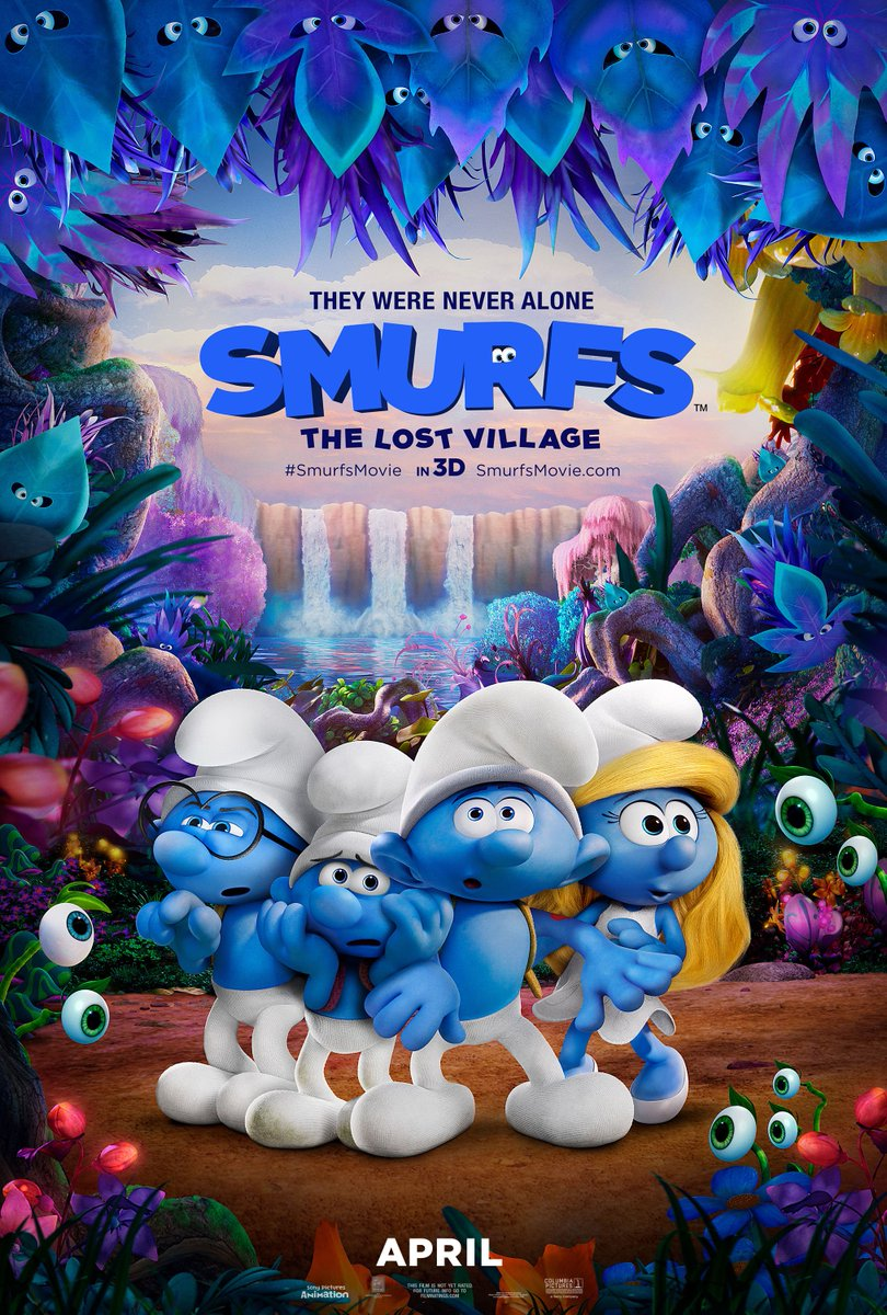 Smurfs The Lost Village Review ,New Film Releases 2017, Family Movies