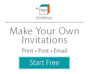 smilebox create your own free invitations DIY