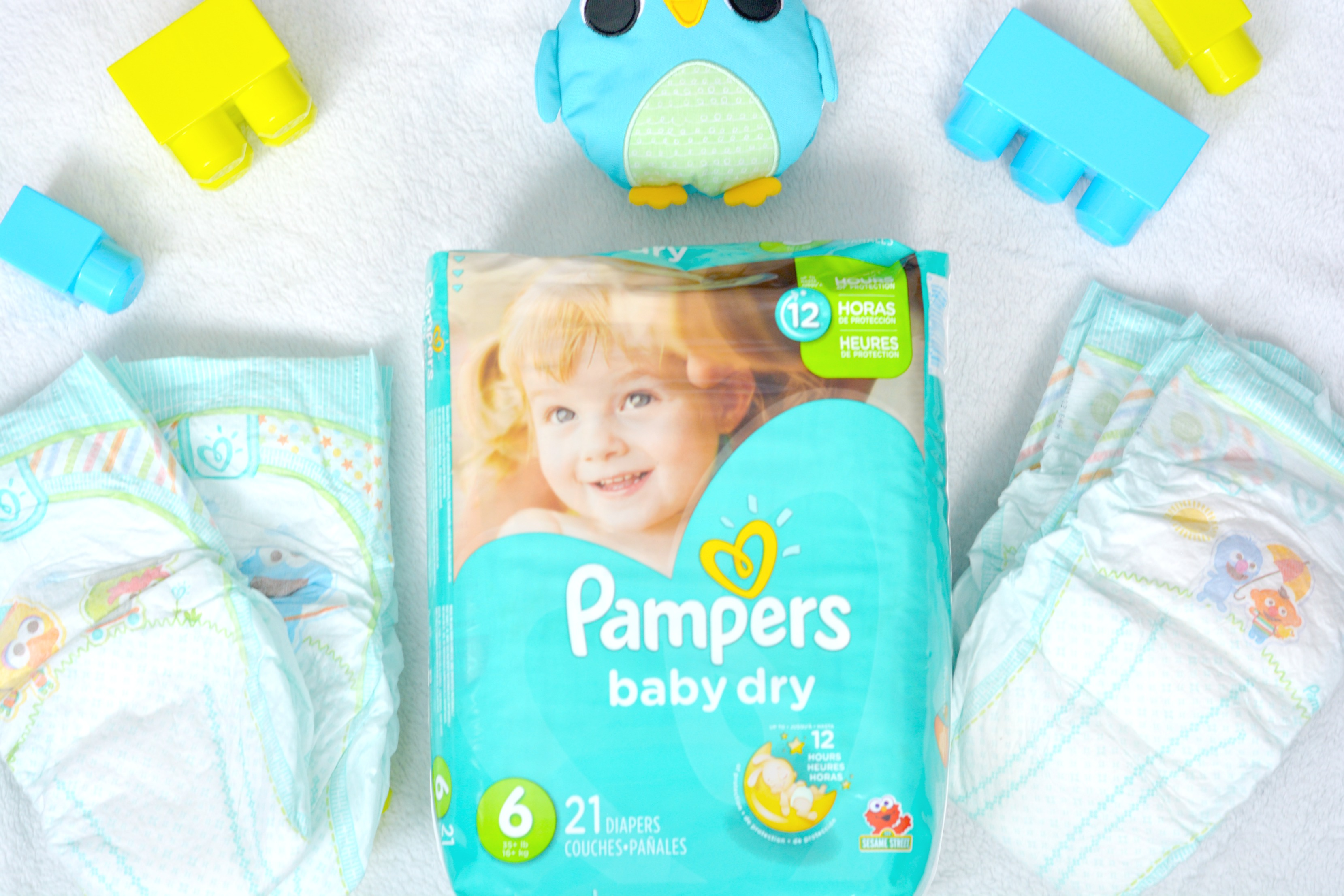 sanity savers with the new pampers baby dry diapers. Black Bedroom Furniture Sets. Home Design Ideas
