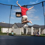 A BIG, HUGE Blogiversary GIVEAWAY with Springfree Trampoline Canada!