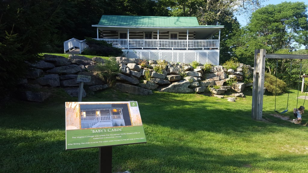 Baby's Cottage Mountain Lake Lodge Dirty Dancing Resort Kellerman's Mountain House
