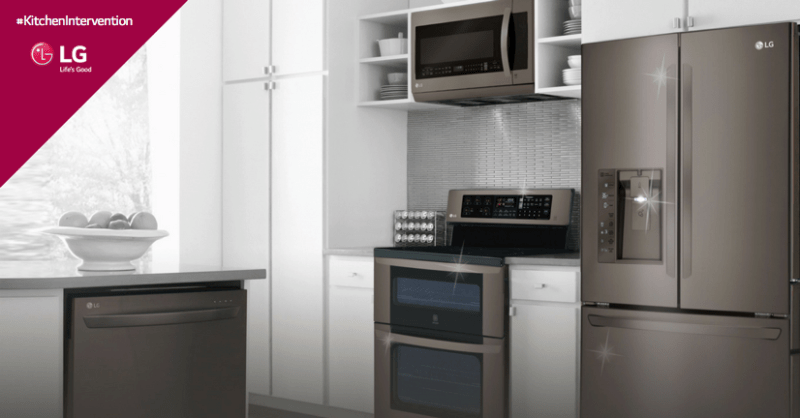 #AD | LG Canada Kitchen Intervention Contest
