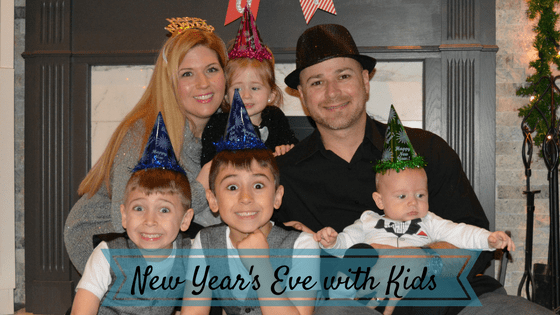 New Year's Eve with Kids | House of Kerrs