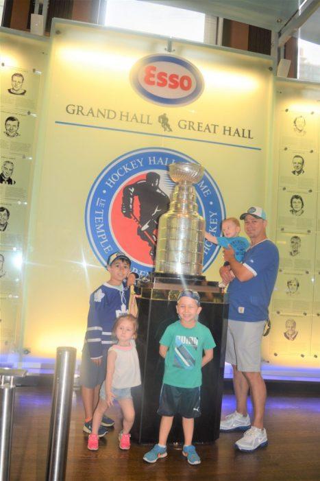 Hockey Hall of Fame Toronto