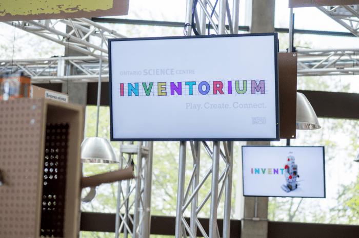 March Break Toronto | Ontario Science Centre | Inventorium
