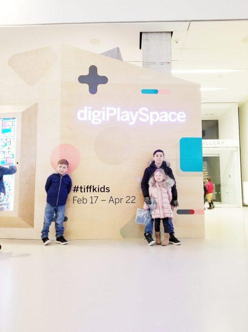 TIFF digiPlaySpace Toronto | TIFF Kids International Film Festival | March Break Toronto