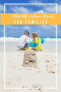 Best All-Inclusive Resorts for Families | Family Travel | Multigenerational Travel | Top Family Resorts | Large Family Travel | Trivago Recommendations | Top Family Lifestyle Bloggers | Hard Rock Hotel Punta Cana | Jamaica | Disney Aulani Resort | Mexico | Resorts with Kids Clubs