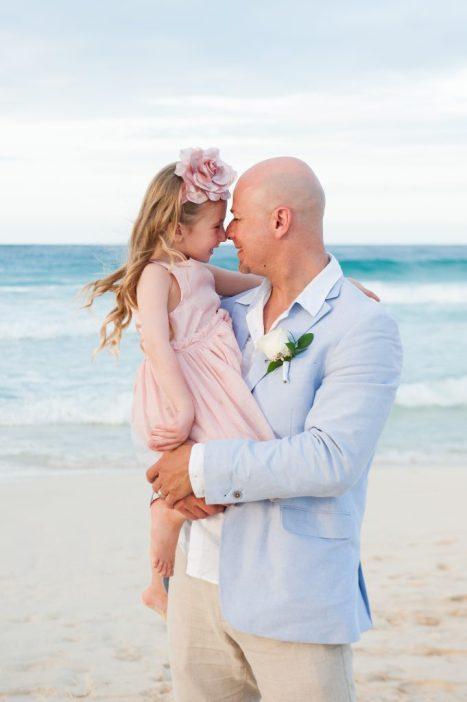 Vow Renewal | Huellas del Caribe Photography | Hard Rock Hotel Weddings | Punta Cana Weddings