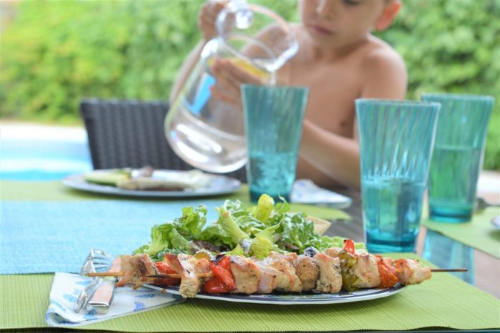 Greek Turkey Kebabs | Ontario Turkey | House of Kerrs |