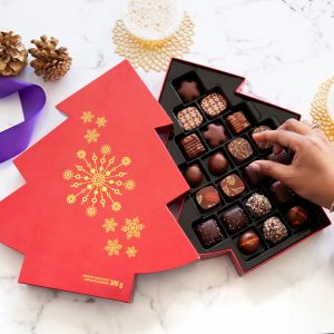 Purdys Holiday Tree Gift Box